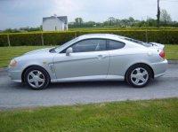Pellicole auto Hyundai Coupe(2002 - 2006 )