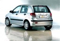Pellicole auto Hyundai Getz(2002 - 2006 5 porte)
