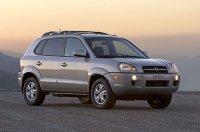 Pellicole auto Hyundai Tucson(2004 - 2006 )
