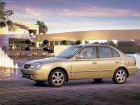 Pellicole auto Hyundai Accent(2000 - 2005 saloon)