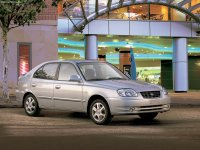 Pellicole auto Hyundai Accent(2000 - 2006 5 porte)