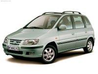 Pellicole auto Hyundai Matrix(2002 - 2006 MPV)