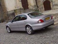 Pellicole auto jaguar X type(2002 - 2008 )