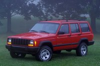 Pellicole auto jeep Cherokee(1997 - 2001 5 porte)