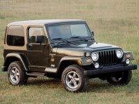 Pellicole auto jeep wrangler(1997 - 2006 )
