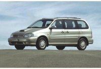 Pellicole auto kia carnival(1999 - 2004 )
