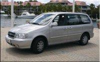 Pellicole auto kia carnival(2001 - 2007 )