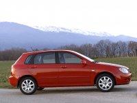 Pellicole auto kia cerato(2004 - 2006 5 porte)