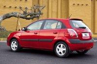 Pellicole auto kia rio(2005 - 2006 hatch)