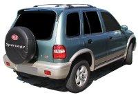 Pellicole auto kia sportage(1996 - 2003 )