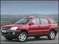 Pellicole auto kia sportage(2004 - 2006 )