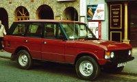 Pellicole auto land rover range rover(1970 - 1995 )