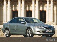 Pellicole auto mazda 6(2002 - 2007 saloon)