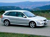 Pellicole auto mazda 323 F(1999 - 2003 5 porte)