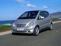 Pellicole auto mercedes classe A(1998 - 2004 short)