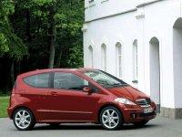 Pellicole auto mercedes classe A(2004 - 2009 3 porte)