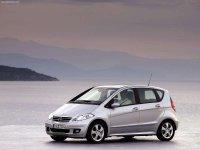 Pellicole auto mercedes classe A(2006 - 2009 5 porte)