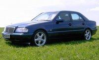 Pellicole auto mercedes classe C(1993 - 2000 )