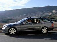 Pellicole auto mercedes classe C(2001 - 2007 break)