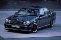 Pellicole auto mercedes classe E(1995 - 2002 berlina)