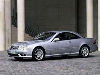 Pellicole auto mercedes CL(2001 - 2006 coupe)