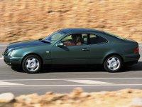 Pellicole auto mercedes CLK(1997 - 2002 coupe)