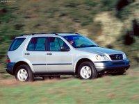 Pellicole auto mercedes ML(1998 - 2004 5 porte)