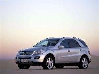 Pellicole auto mercedes ML(2005 - 2006 5 porte)