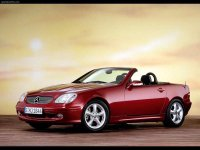 Pellicole auto mercedes SLK(1996 - 2004 coupe)