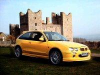 Pellicole auto MG ZR(2001 - 2004 3 porte)