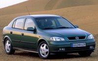 Pellicole auto opel astra(1998 - 2004 5 porte)