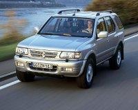 Pellicole auto opel frontera II(1998 - 2004 5 porte)