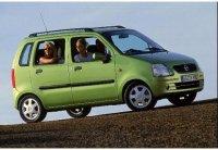 Pellicole auto opel agila(2000 - 2006 3 porte)