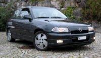 Pellicole auto opel astra(1992 - 1998 3 porte)