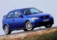 Pellicole auto opel astra G(1998 - 2004 3 porte)
