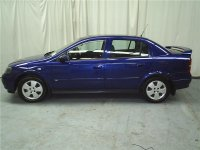 Pellicole auto opel astra G(1999 - 2006 saloon)