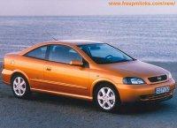 Pellicole auto opel astra G(2001 - 2006 coup�)