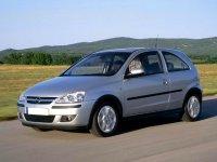 Pellicole auto opel corsa(2001 - 2006 3 porte)