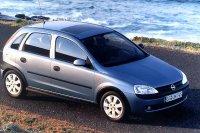 Pellicole auto opel corsa(2001 - 2006 5 porte)