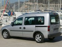 Pellicole auto opel combo tour(2002 - 2006 )
