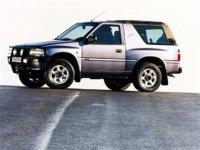 Pellicole auto opel frontera(1992 - 1998 )