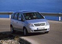Pellicole auto opel meriva(2003 - 2006 )