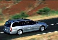 Pellicole auto opel omega(1994 - 2003 sw)