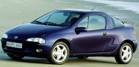 Pellicole auto opel tigra(1994 - 2000 coup�)