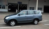 Pellicole auto Mitsubishi Zinger(2005 )