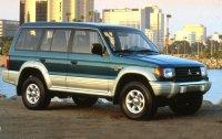 Pellicole auto Mitsubishi Pajero(1990 - 2000 5 porte)