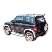 Pellicole auto Mitsubishi Pajero(2001 - 2004 pinin)