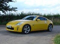 Pellicole auto Nissan 350z(2003 - 2006 coup�)