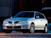Pellicole auto Nissan Almera(2000 - 2009 3 porte)