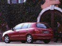 Pellicole auto Nissan Almera(2000 - 2006 5 porte)